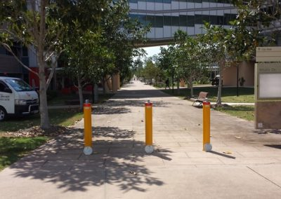 Cut It Out Concrete - Keeping Sidewalk Safe with Bollards
