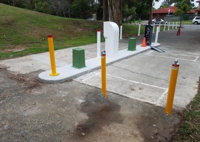 Cut It Out Concrete - Securing Your Place with Bollards